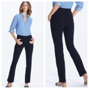 NYDJ Barbara Bootcut Jeans-12